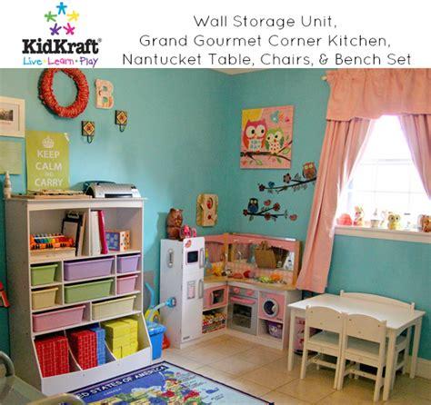 simple kids bedroom with kidkraft espresso wall toy storage unit and 8 plastic storage bins kidkraft wall storage unit review storage organization