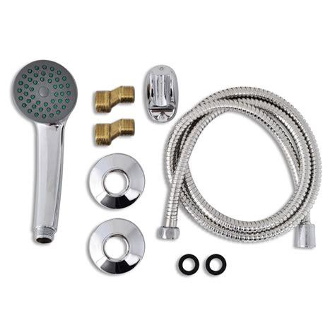 bathtub faucet shower hose vidaxl co uk bath mixer shower valve single handle