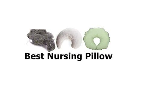 best nursing pillow 8 best nursing pillow reviews and buyer s guide in 2018