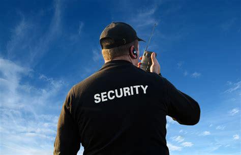 importance of security guard service security guard