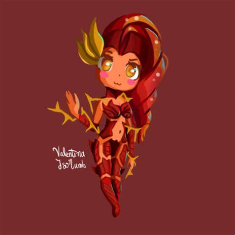 league of legends wildfire zyra isonumb valentina deviantart