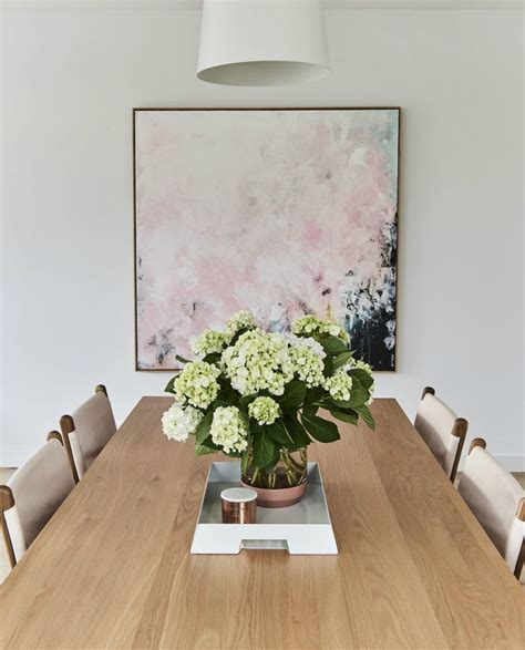 artwork for dining room 20 dining rooms featuring artworks that make all the