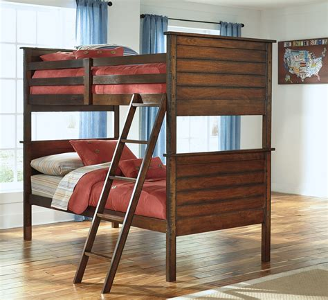 ladiville twin  twin bunk bed  ashley  p   coleman furniture