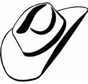 Cowboy Hat Stickers  Decals Car