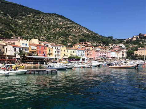 isola giglio two days in giglio island around tuscany