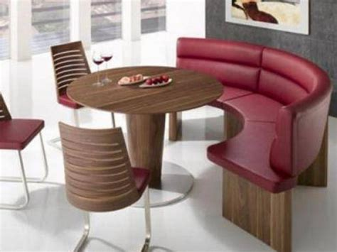 round benches seating homeofficedecoration round dining tables bench seating