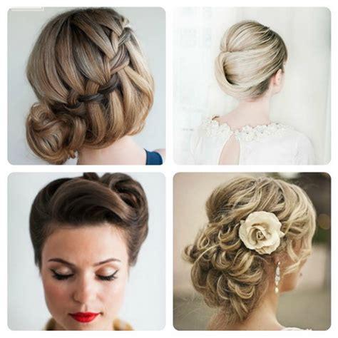 peinados de pelo corto para ir de boda peinados para ir de boda pelo corto