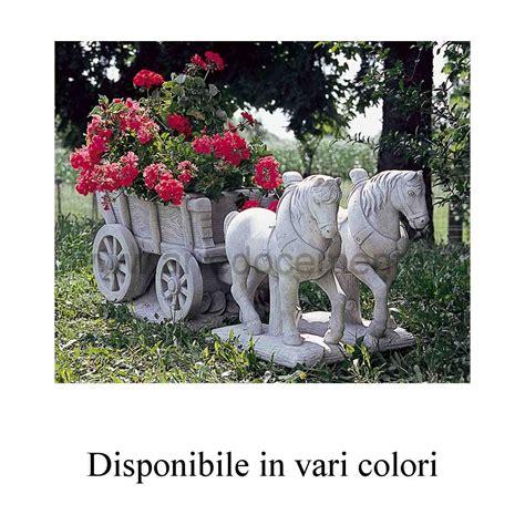 animali da giardino animali da giardino lorraine cm110x35x43h nei vari colori