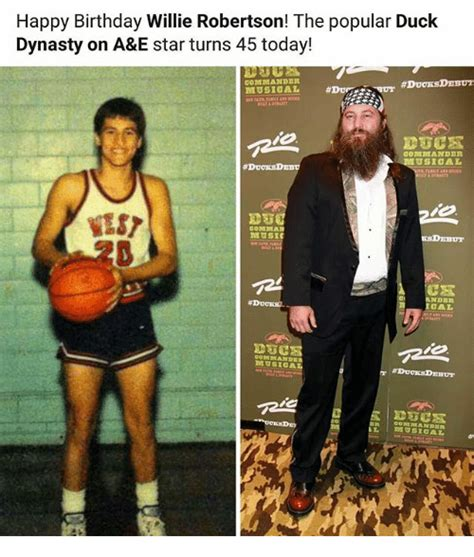 Duck Dynasty Birthday Meme - happy birthday willie robertson the popular duck dynasty