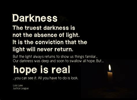 Of The Darkness in the darkness at conexus counselling
