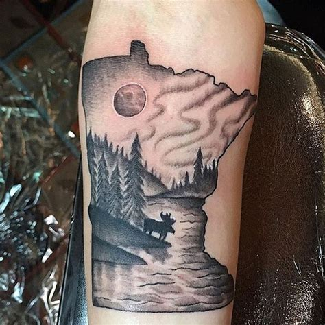 minnesota tattoo designs best 25 minnesota ideas on tree