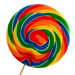 lollipop colored colorful rainbow lollipop swirl still food photograp