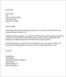 Business Letter Samples Free business proposal template 14 download free documents