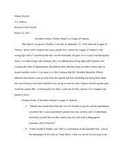 Hoover Rugged Individualism Speech by Hist 220 Us Hist Westminster Ut Page 1 Course