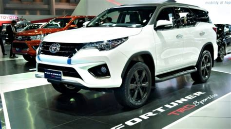 Out Fortuner 2015 Murah toyota fortuner trd sportivo launch in india and price information
