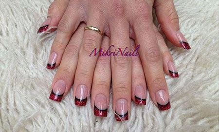 latest trend in french manicures for older women 50 best acrylic nail art designs ideas trends 2014