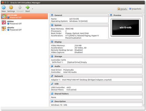 setup ubuntu web server virtualbox how to setup virtualbox on ubuntu 16 04