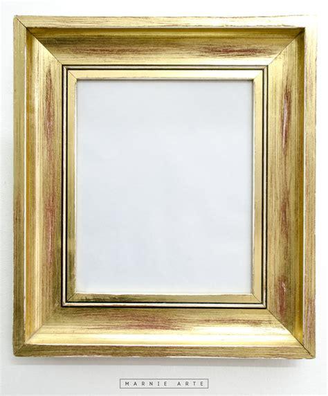 fotos de marcos para cuadros marco dorado gastado marcos para cuadros pinterest