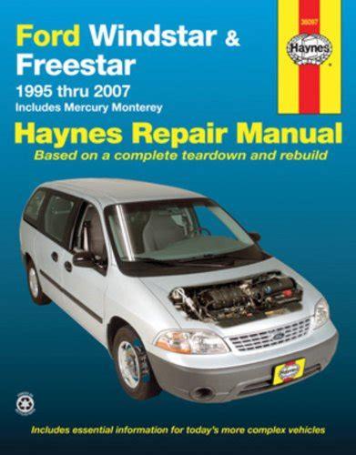 manual repair free 1995 mercury sable head up display ford contour mercury mystique 1995 thru 2000 haynes repair manual pdfsr com