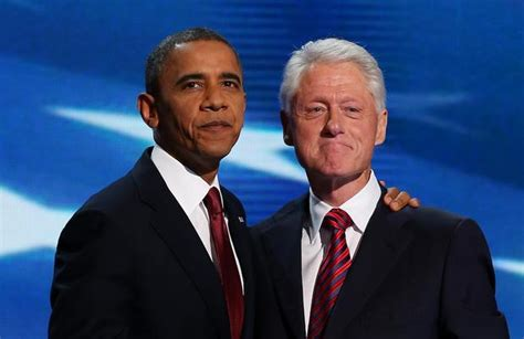 Six Degrees Of Obama And Clinton bill clinton obama s other running mate cbs news