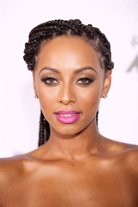 what type of hair does keri hilson have keri hilson set to take centre stage on nye bernews