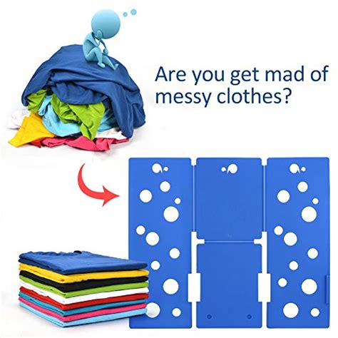 Flipfold Laundry Anak Best Buy boxlegend clothes t shirt folder blue plastic 4mm thickness shirt folding board easy and fast
