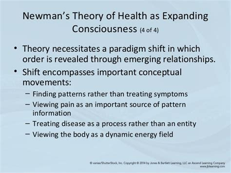 define pattern theory of pain chapter 19 models and theories focused on human existence