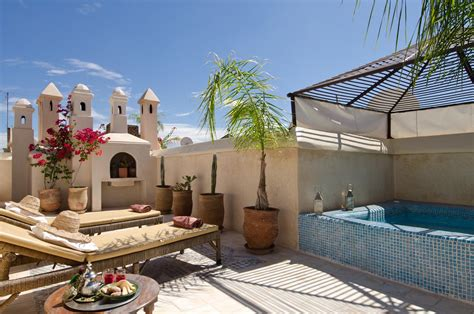 Hip Style Roof Design Riad Vert Luxury Riad In Morocco Book Riad Vert Today