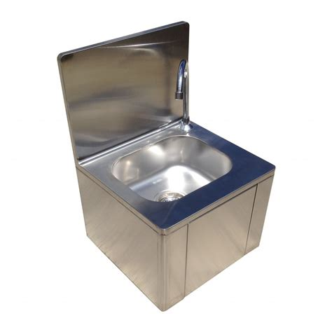 stainless steel hand stainless steel knee operated hand wash basin easy