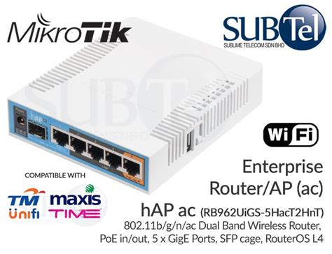Router Mikrotik Wifi mikrotik wifi sfp router hap ac rb96 end 7 24 2019 1 15 pm