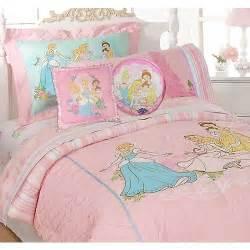 Princess Comforter Disney Bedding Collection Make Your Little Feel Like