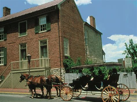 stonewall jackson house lexington rockbridge county signature sites shenandoah