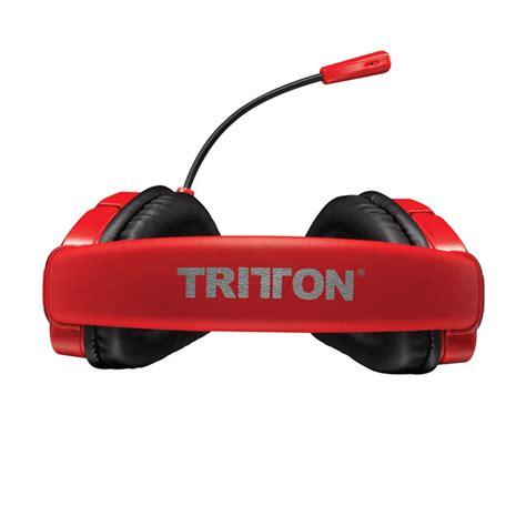 Tritton Ax 180 Stereo Headset Pc Gaming Hitam tritton ax 180 stereo gaming headset hypermart