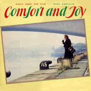 comfort and joy movie mark knopfler music from the film comfort and joy vinyl