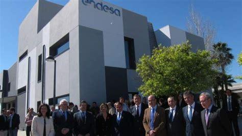 oficinas endesa cordoba endesa inaugura nueva sede en c 243 rdoba tras una inversi 243 n