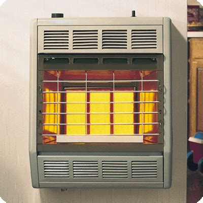 vent free propane heater with thermostat empire sr18t infrared vent free gas heater with hydraulic