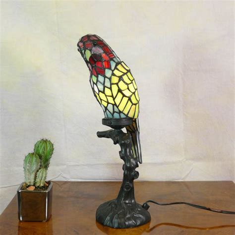tiffany style parrot accent l tiffany l parrot tiffany ls