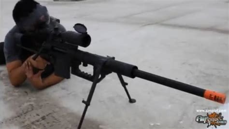 Airsoft Gun Cheytac Airsplat Socom Gear Cheytac M200 Airsoft Rifle