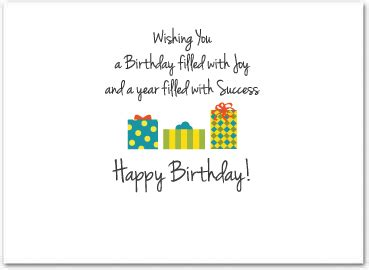 birthday cards for business birthday card best images employee birthday cards