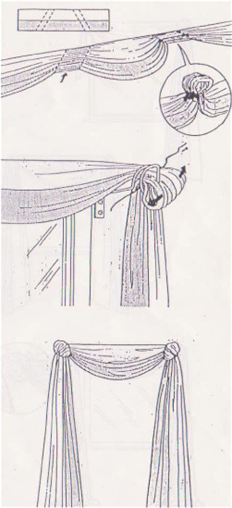 gardinen schals richtig aufhangen gardinen dekorieren anleitung pauwnieuws