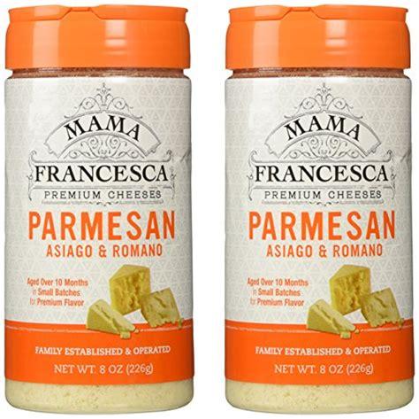 Grated Parmesan Cheese Premium Repack 1 parmesan asiago romano premium grated