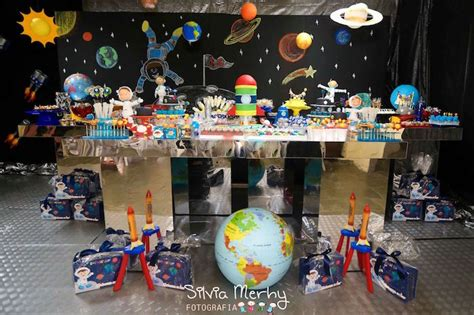 Boy Baby Shower Ideas On A Budget by Kara S Party Ideas Sweet Table From A Space Solar System