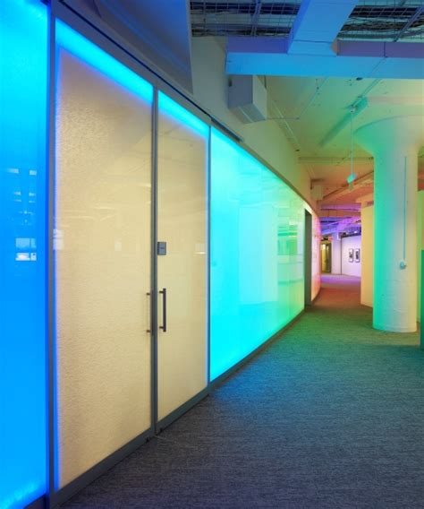 wall panels art beautiful lighted wall panels 11 in art case study frameless backlit walls in