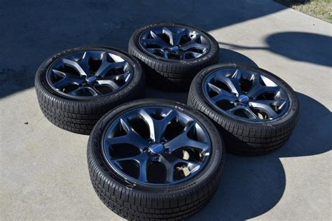 dodge charger wheels for sale dodge factory wheels and tires for sale factory oem