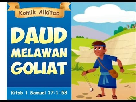 film untuk anak sekolah minggu daud melawan goliat film animasi cerita alkitab anak