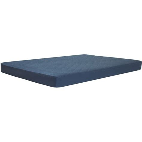Full Size Mattress 6 Quot Full Quilted Top Bunk Bed Cing Navy 6 Quilted Top Bunk Bed Mattress