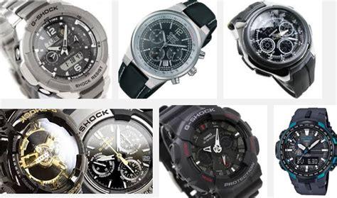 Jam Tangan Merk Casio Dan Harga daftar harga jam tangan casio original all type quot kualitas