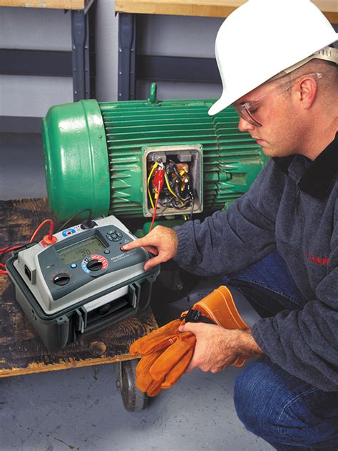 testing a electric motor cool tools electric motor testers ec mag