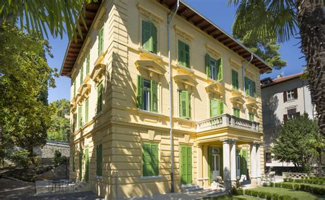 Villa Atlanta Lovran In Kroatien Remisens Hotels Remisens Villa Atlanta Lovran Opatija Kroatien