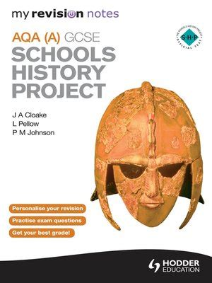 aqa gcse history understanding 1471862941 my revision notes aqa gcse schools history project by tbc 183 overdrive rakuten overdrive